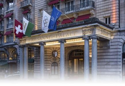 Lp's Bar - Lausanne Palace